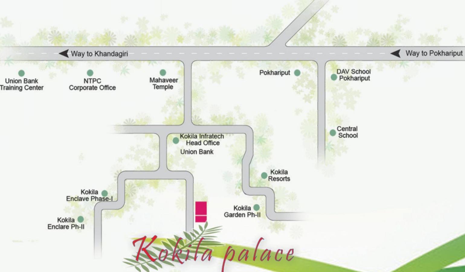SB Kokila Palace in Pokhariput, Bhubaneswar - Price, Location Map ...