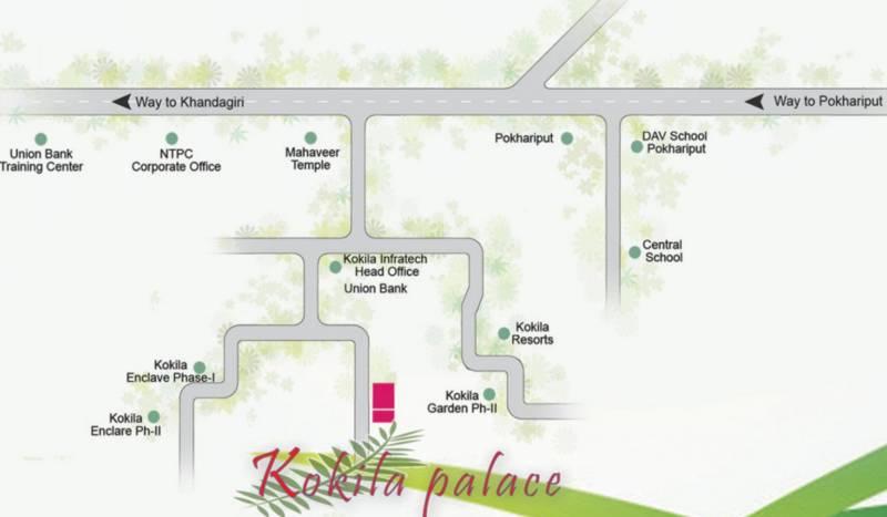 Images for Location Plan of SB Kokila Palace