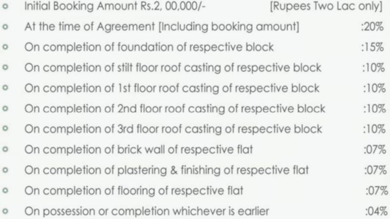 Images for Payment Plan of SB Kokila Palace