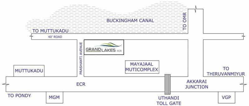 Images for Location Plan of Nuworld Grand Lake