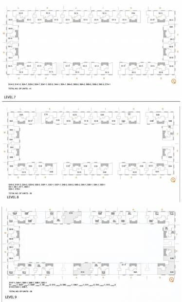 Images for Cluster Plan of  Oranje Castle