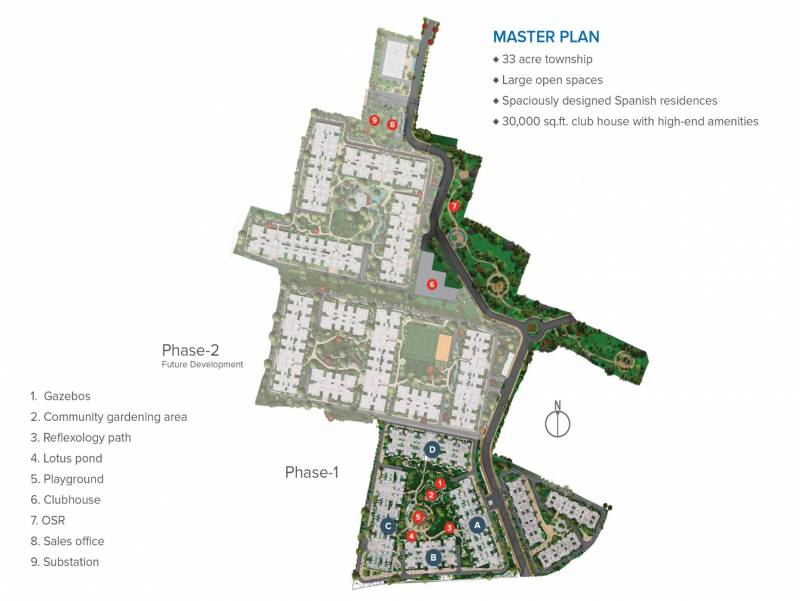 Images for Master Plan of Brigade Xanadu