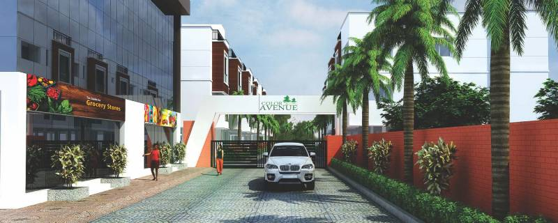 avenue Images for Amenities of Colorhomes Avenue