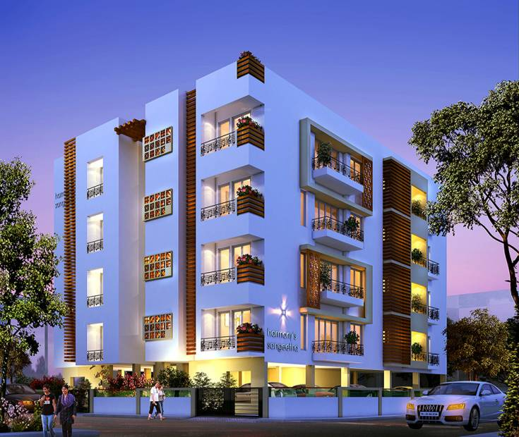 Images for Elevation of Harmony Sangeetha