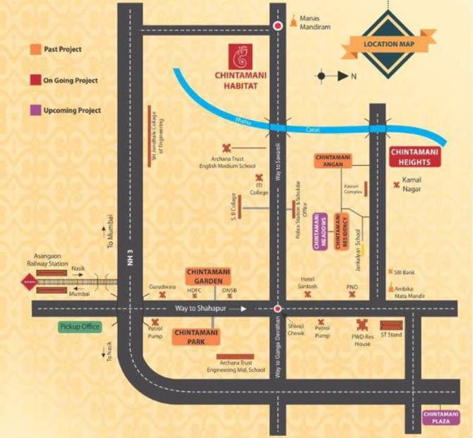Images for Location Plan of Jashnani Blossom