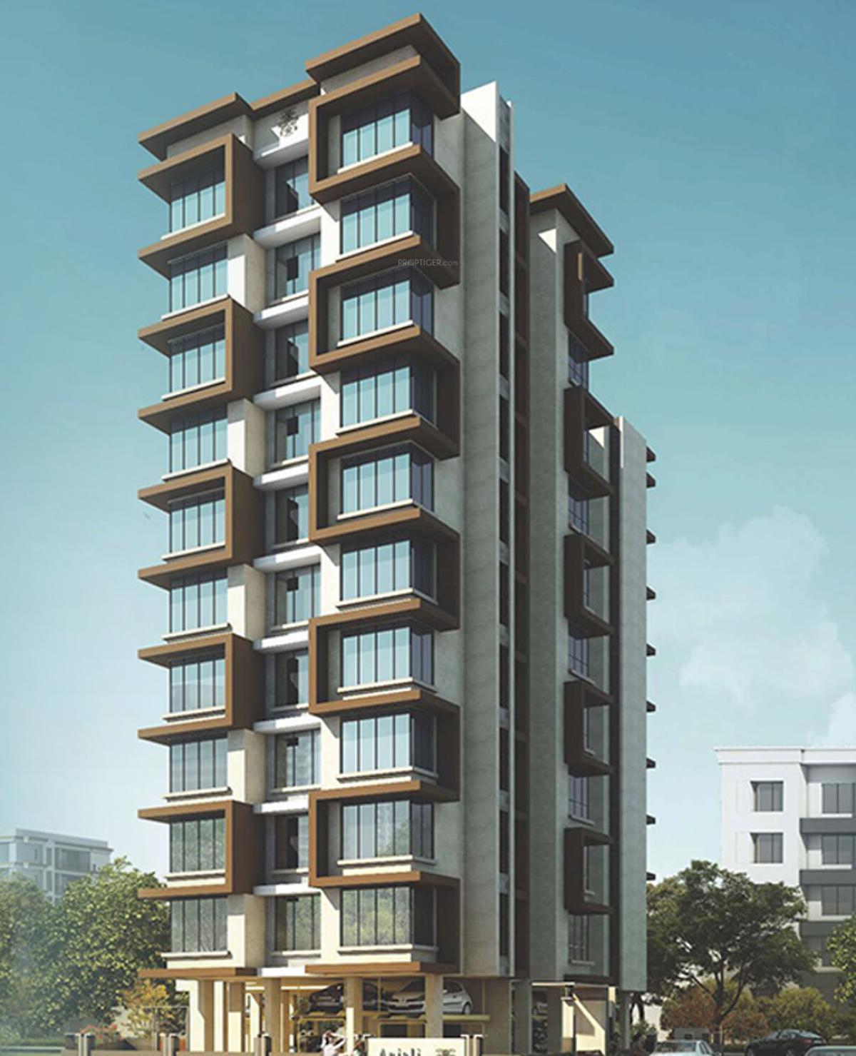 Heritage Anjali Heritage in Ghatkopar West, Mumbai - Price, Location ...