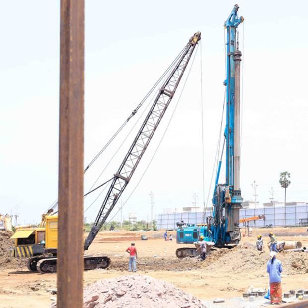 Images for Construction Status of Ramakrishna Venuzia Phase I