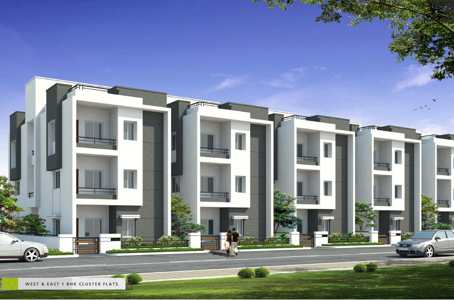 780 Sq Ft 2 Bhk 2t Apartment For Sale In Sree Sesha Sai
