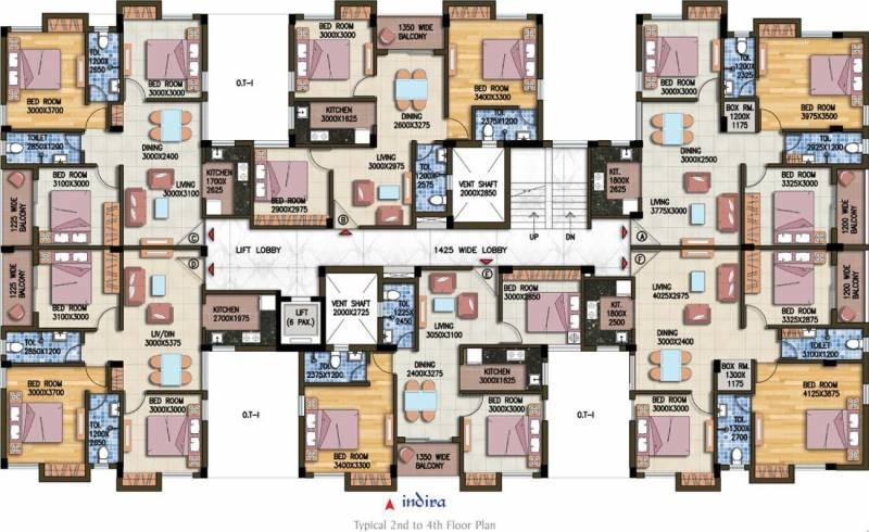 Images for Cluster Plan of Riya Manbhari Ananya