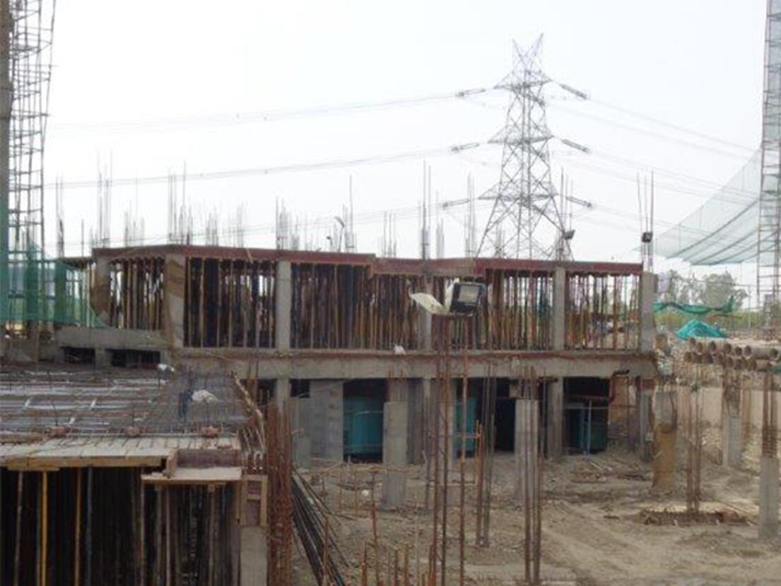 8000 sq ft 4 bhk 4t villa for sale in ats green pristine for Construction villa