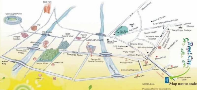 Images for Location Plan of Aarvanss Royal City