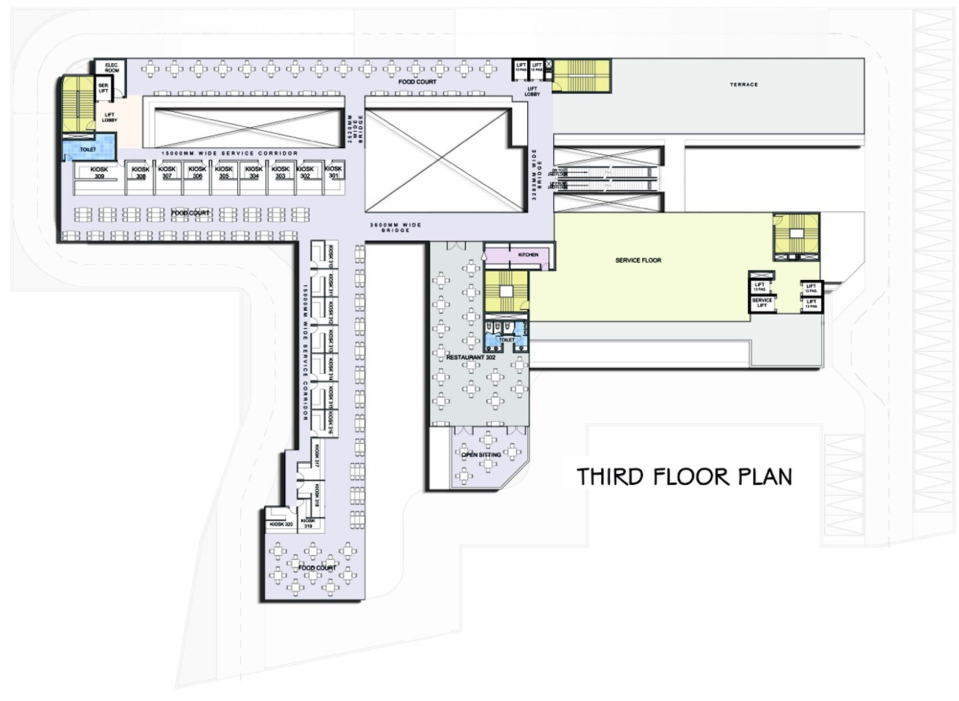 675 sq ft 1 bhk 1t apartment for sale in elan buildtech for 675 sq ft floor plan