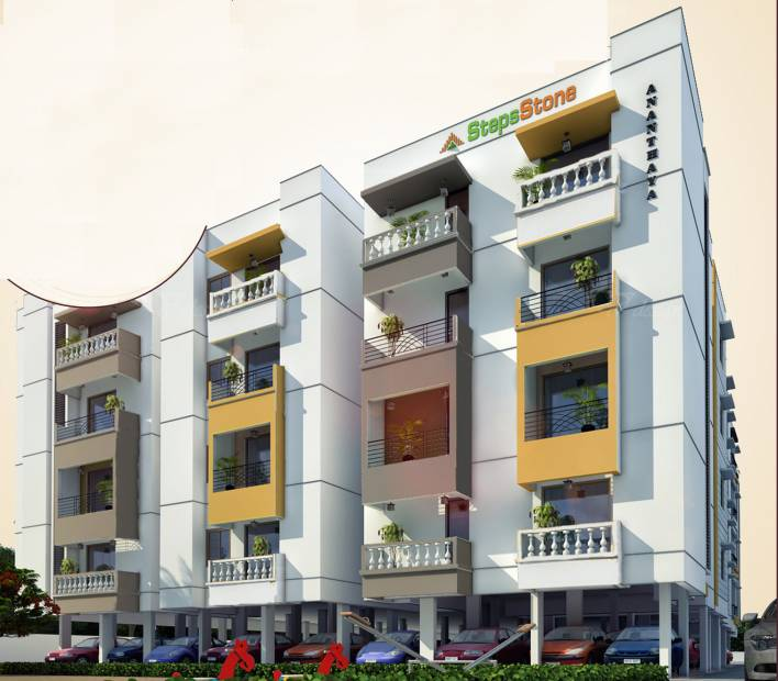 Images for Elevation of Steps Stone Ananthaya