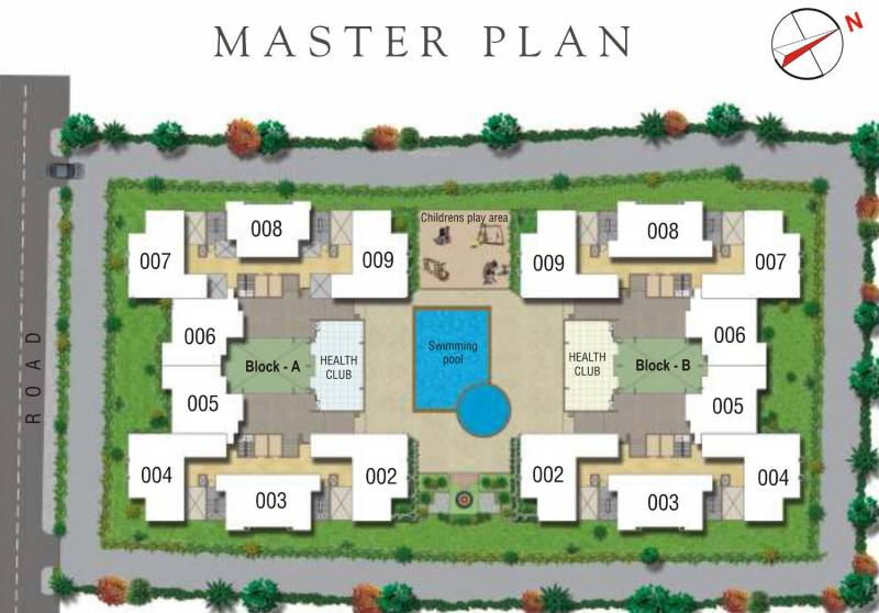 Images for Master Plan of Comfort Heights