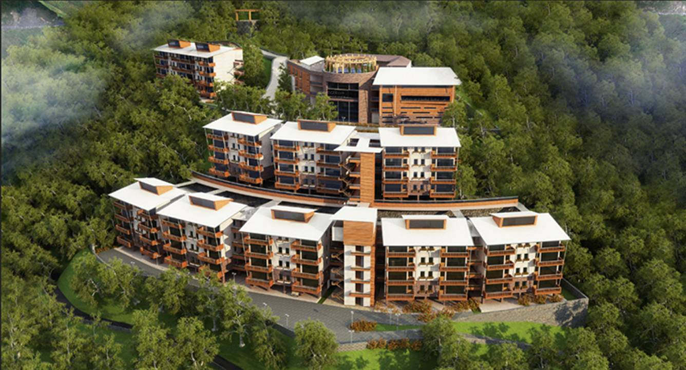Images for Elevation of Aamoksh Retirement Home