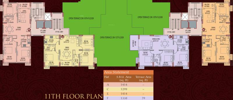 Images for Cluster Plan of Eden Tolly Signature Plus