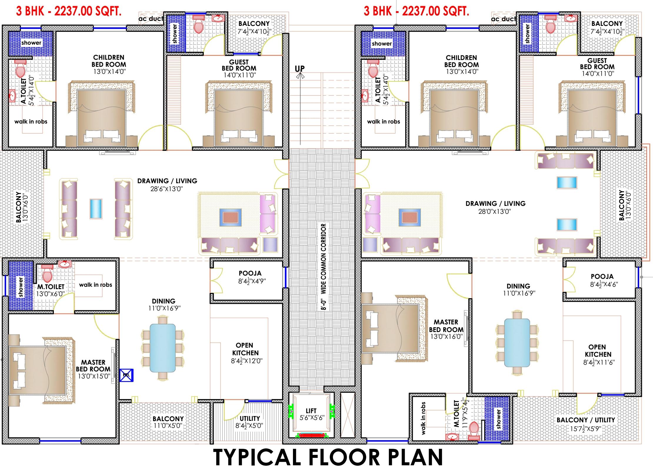 Rr designer homes pvt ltd house design plans for Household designs ltd