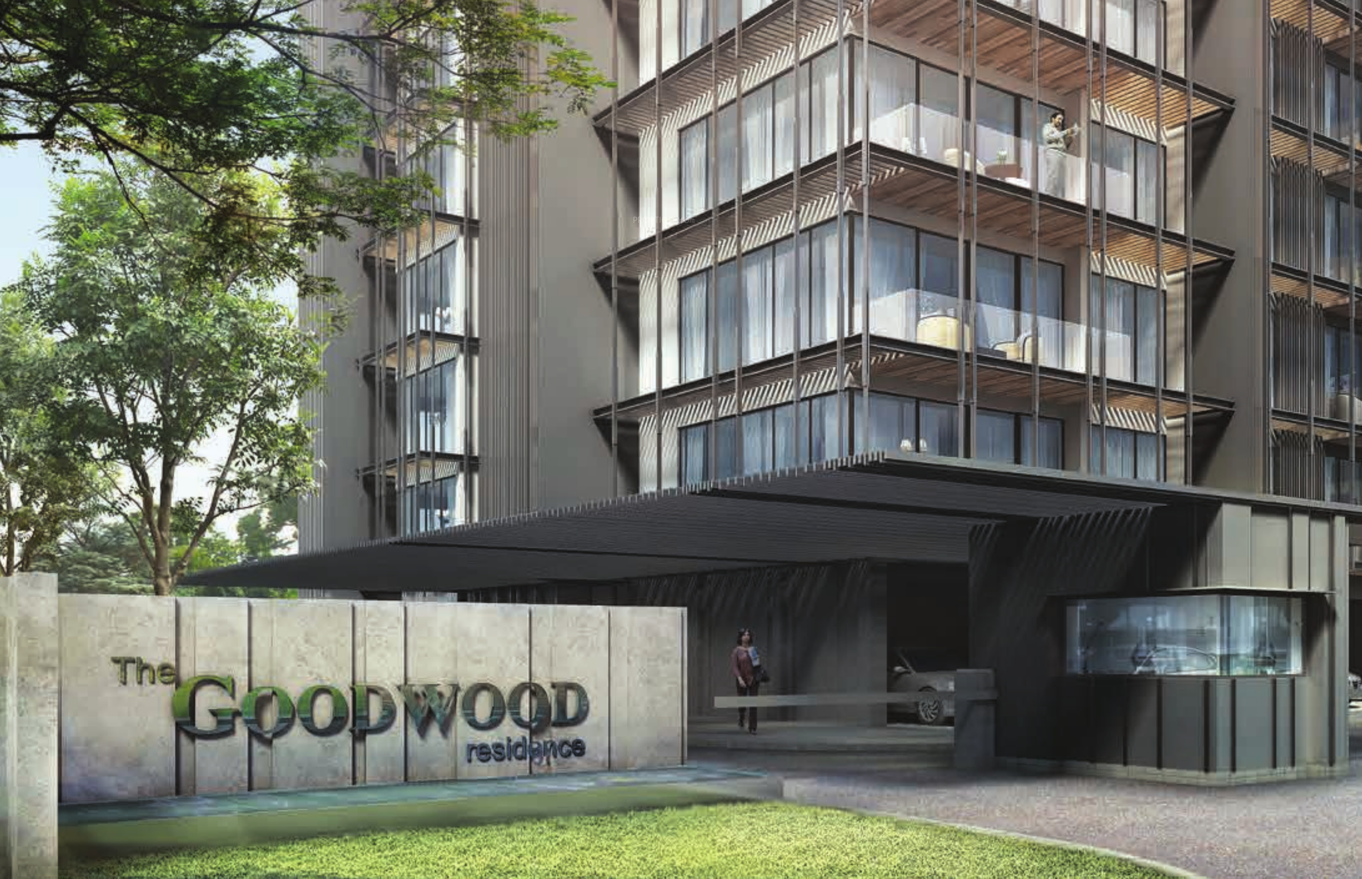 Wood Elevation Ymca : Olympia good wood residence in alwarpet chennai price