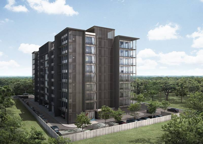 good-wood-residence Images for Elevation of Olympia Good Wood Residence