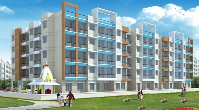 Images for Elevation of Shelter Madhukar Galaxy