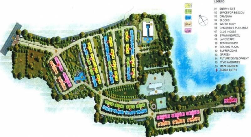 Images for Layout Plan of Fern Regency
