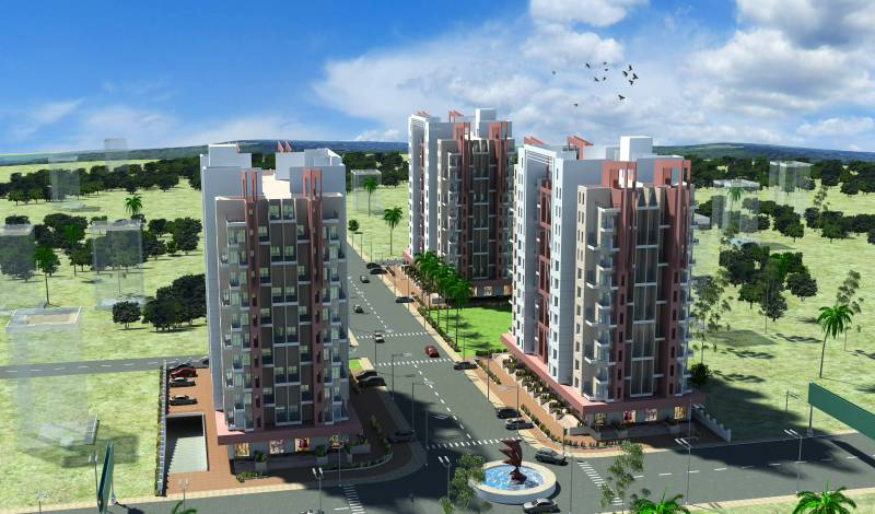 Images for Elevation of KNK Yashshree