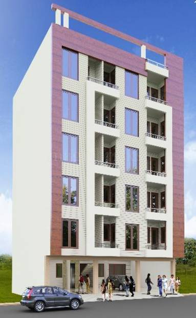 Images for Elevation of Arsh Eco Homes