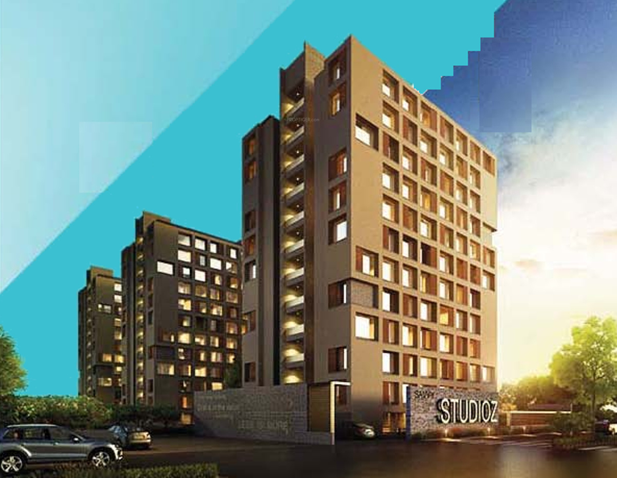 1 Bhk Apartment In Ahmedabad Residential Flats And Apartments For Proptiger
