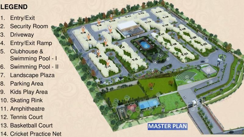 Images for Master Plan of Salarpuria Sattva Anugraha