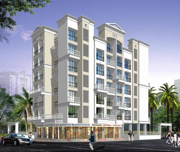 Images for Elevation of Space India Builders and Developers Chandra Darshan Hill View
