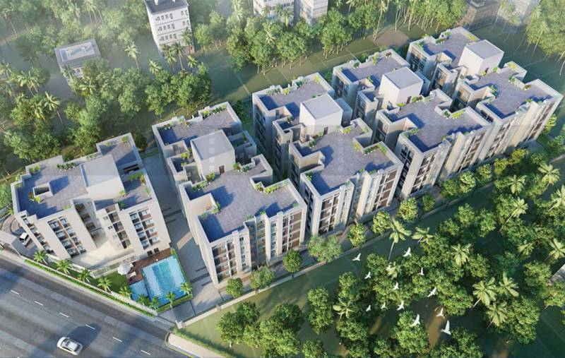 Images for Elevation of Riya Oxford Square