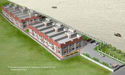 Images for Elevation of Vaishnawi Ganges Villa