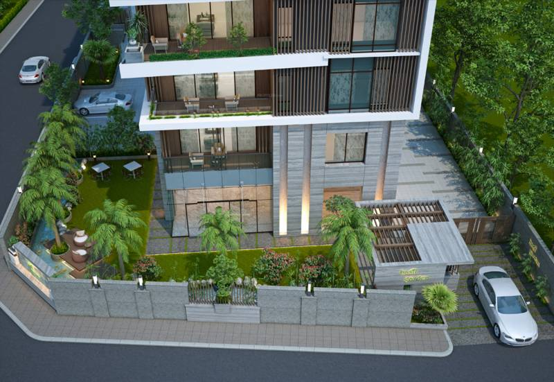 Images for Elevation of Amit Realty and Shree RSH Group Basil Garden