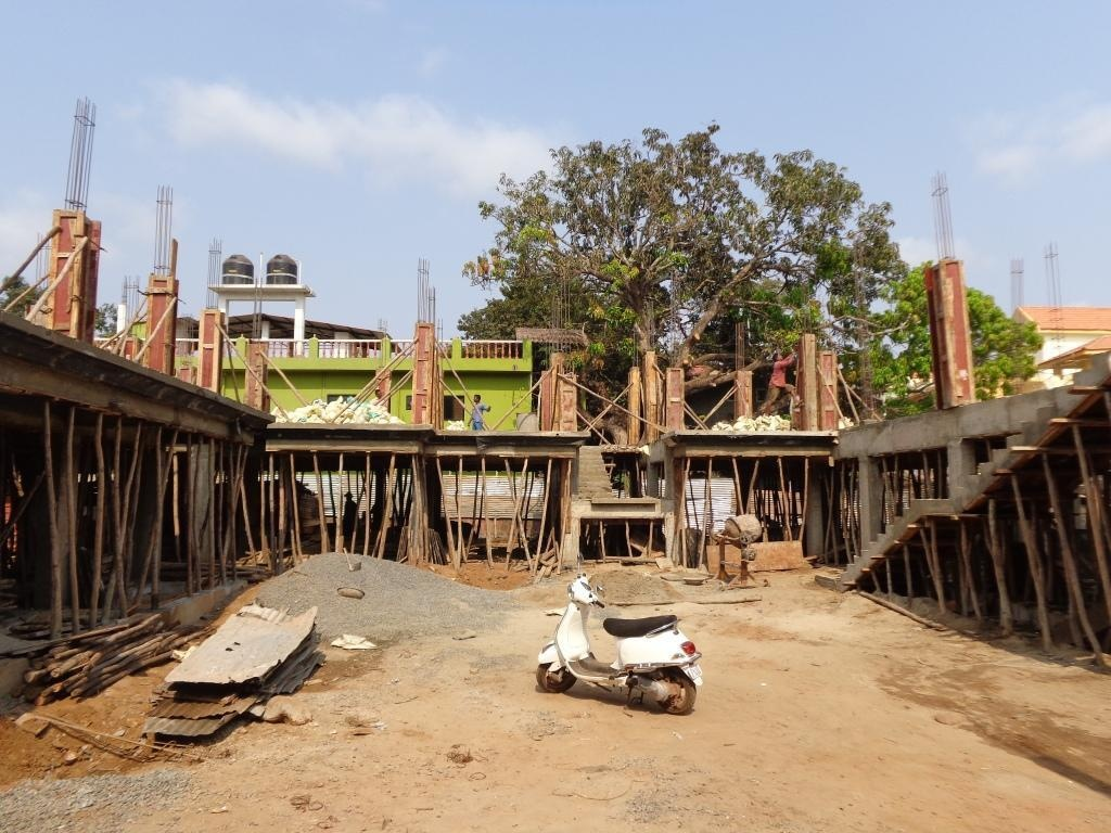 B and F Amber Gardens Phase II in Siolim, Goa - Price, Location Map ...