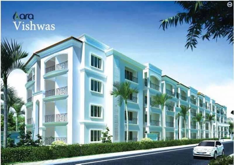 Images for Elevation of Ara Vishwas