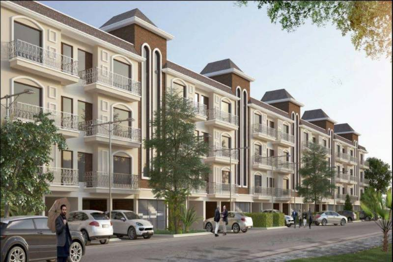 Images for Elevation of Manohar Palm Residency