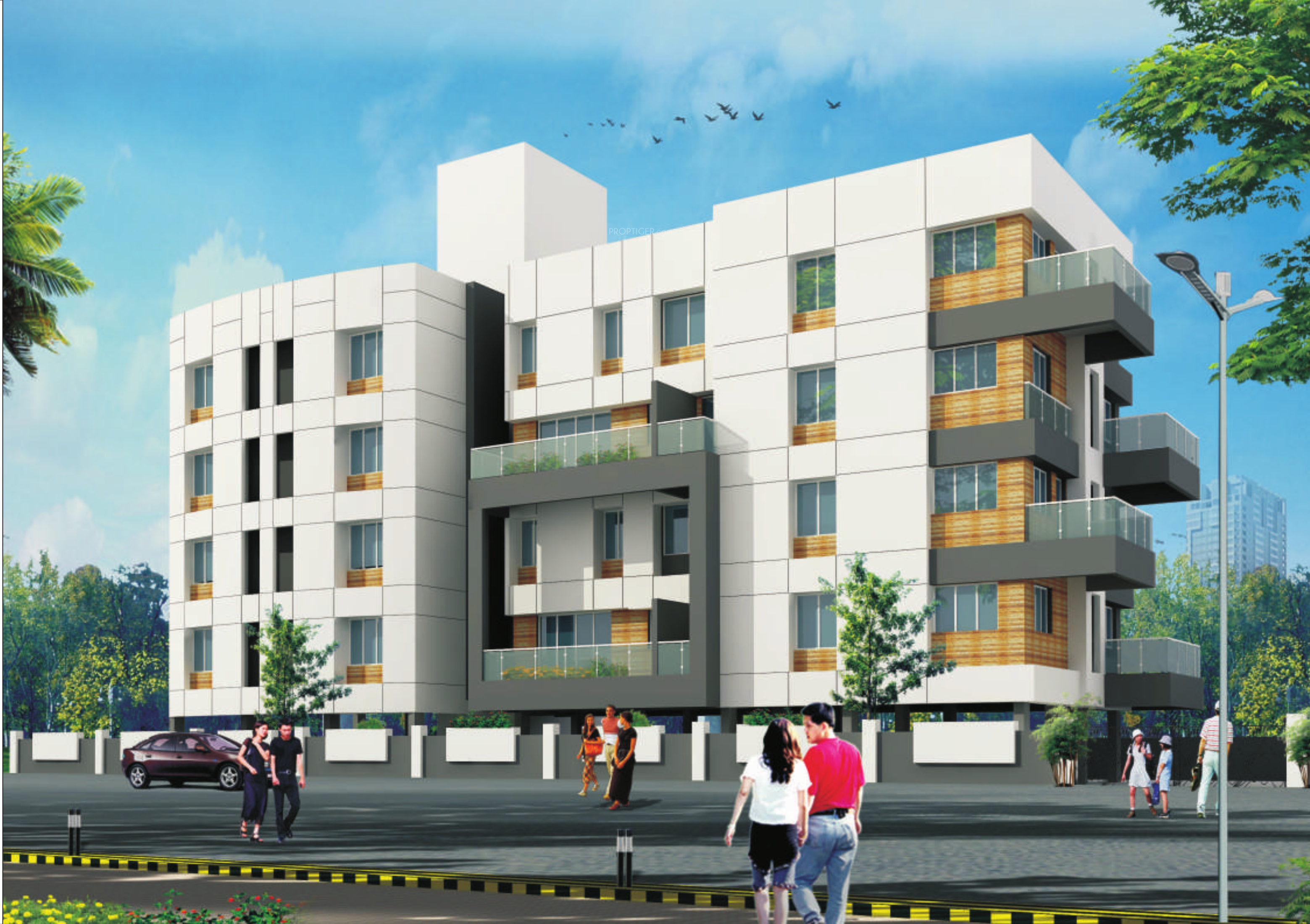 Icon windsor homes in baner pune price location map for Windsor house