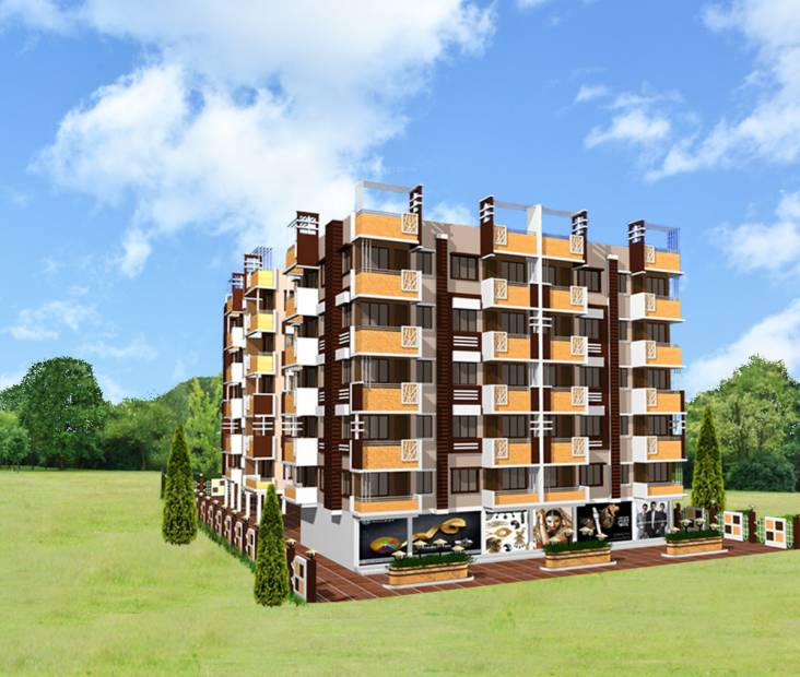 residency Images for Elevation of Ganapati Residency