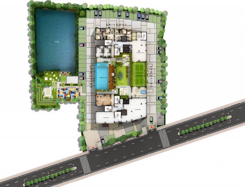 Images for Master Plan of Primarc Aangan
