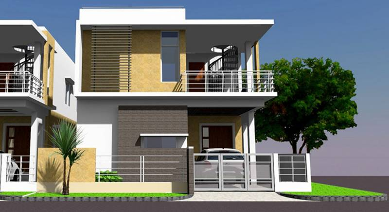 Images for Elevation of Harini Harini Mansion