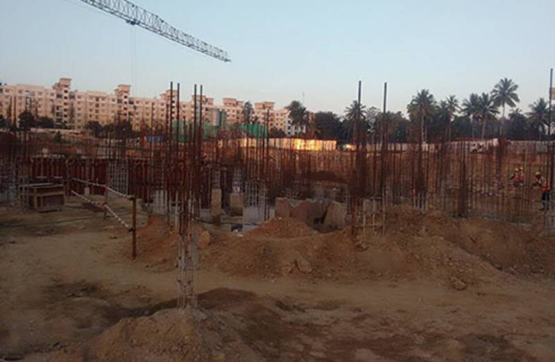 Images for Construction Status of Godrej Eternity