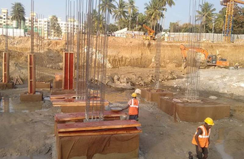 Images for Construction Status of Godrej Eternity