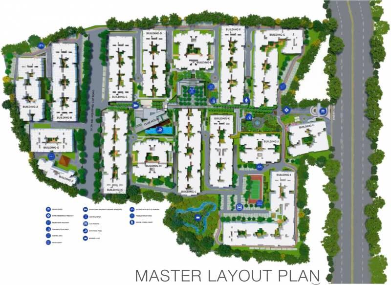 Images for Master Plan of Godrej Eternity