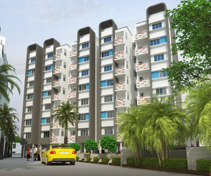 Images for Elevation of Madhav Orchid