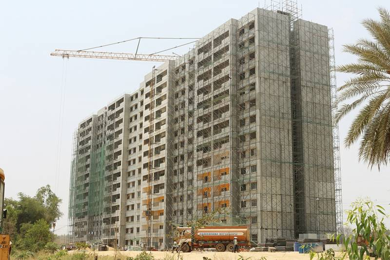 Images for Construction Status of Sobha Tropical Greens At Dream Acres