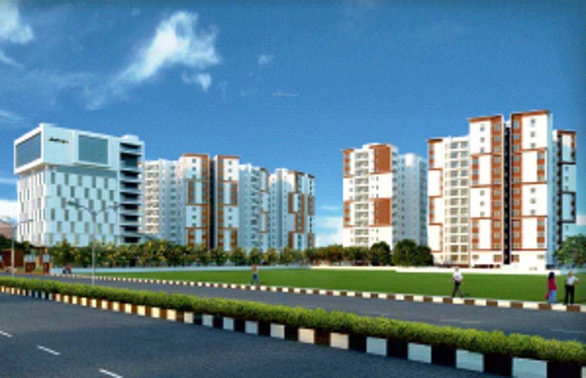 Akshaya tango compact homes in thoraipakkam omr chennai price location map floor plan - Compact homes chennai ...