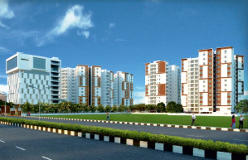 Images for Elevation of Akshaya Tango Compact Homes