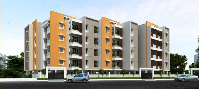 Images for Elevation of Raunaq The Courtyard