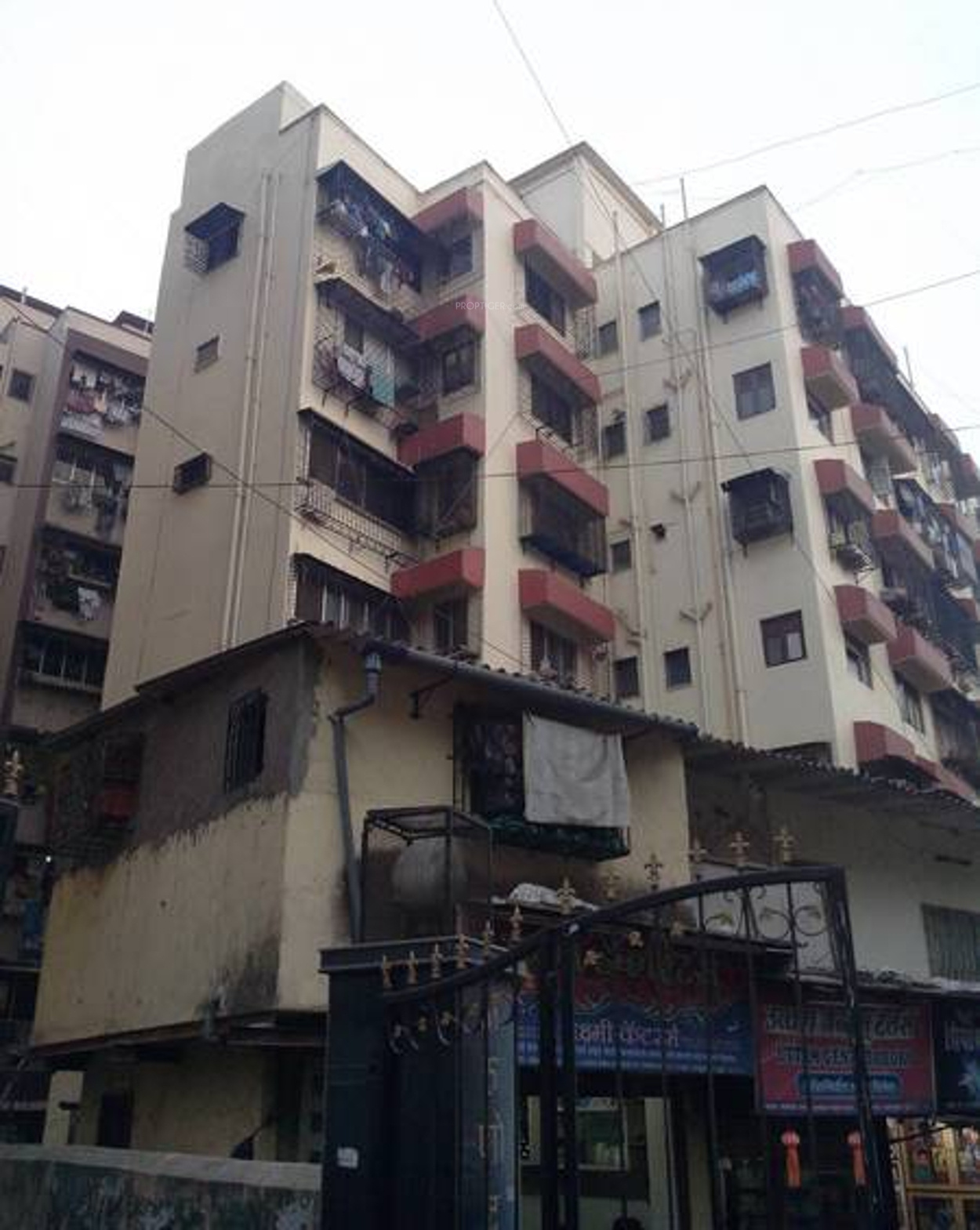 480 Sq Ft 1 Bhk 1t Apartment For Sale In Reputed Builder