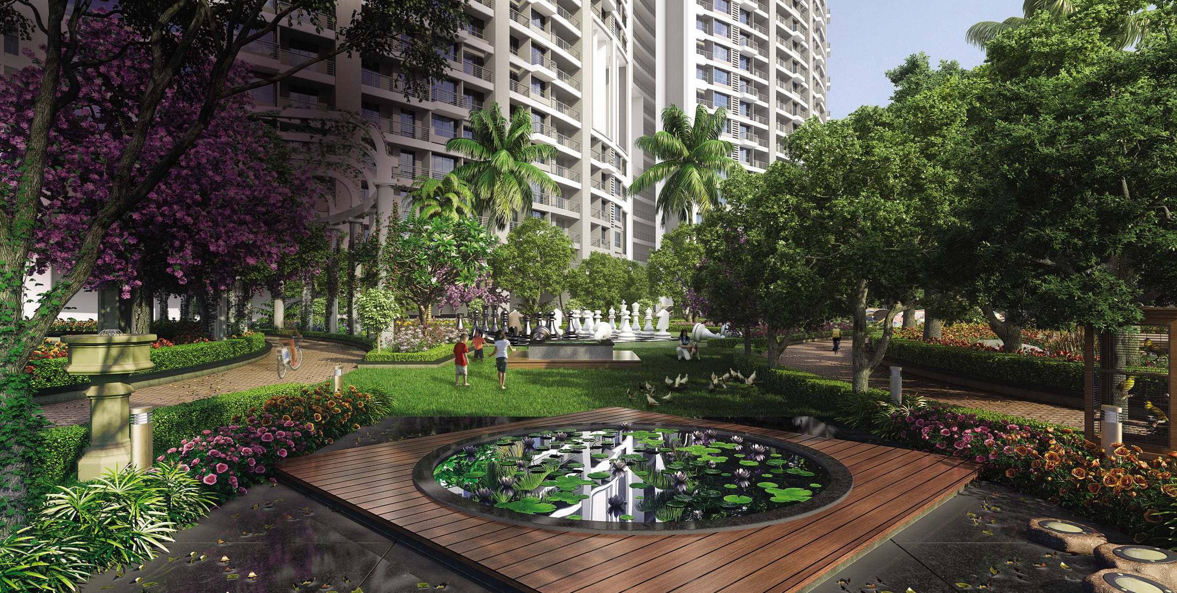 Paradise Group Sai World Empire In Kharghar Mumbai